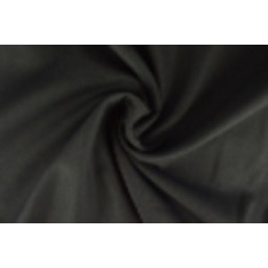 Brandvertragende texture stof donkergrijs - 300cm breed