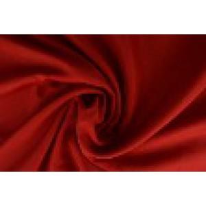 Brandvertragende texture stof rood - 300cm breed