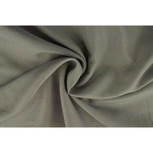 Brandvertragende texture stof zilvergrijs - 300cm breed