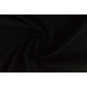 Brandvertragende texture stof zwart - 300cm breed