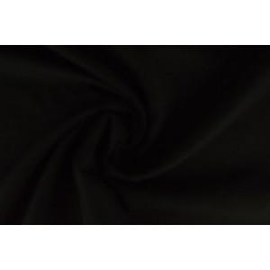 Brandvertragende texture stof zwart - 280cm breed - 30 meter