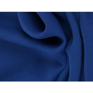 Chiffon stof - Blauw