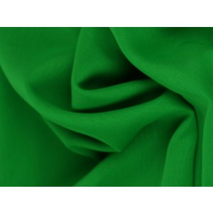 Chiffon stof - Groen