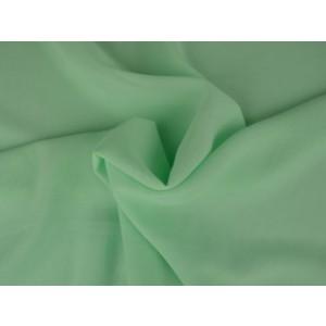 Chiffon stof - Licht mint