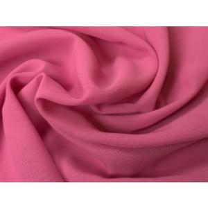 Chiffon stof - Roze