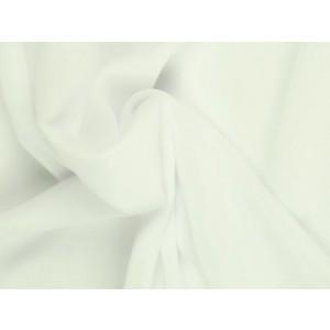 Chiffon stof - Wit