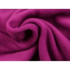 Fleece stof - Cassis