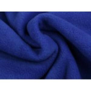 Fleece stof - Donkerblauw