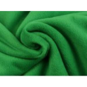 Fleece stof - Groen