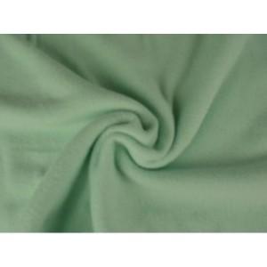 Fleece stof - Licht mint