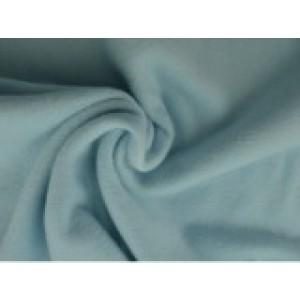 Fleece stof - Lichtblauw