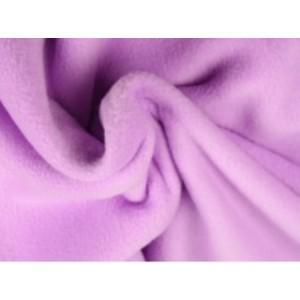 Fleece stof - Lila