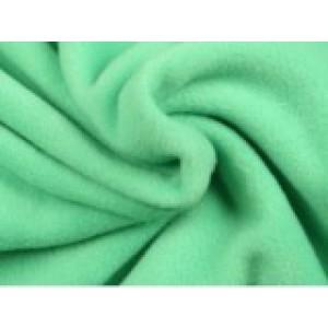 Fleece stof - Mintgroen