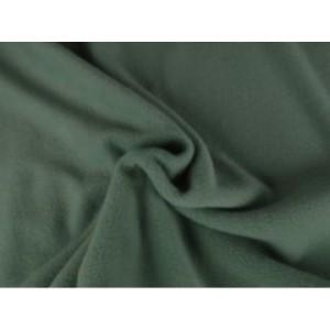 Fleece stof - Oud groen