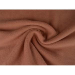 Fleece stof - Oud roze