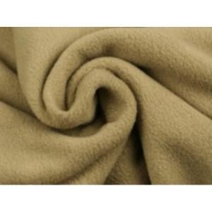 Fleece stof - Taupe