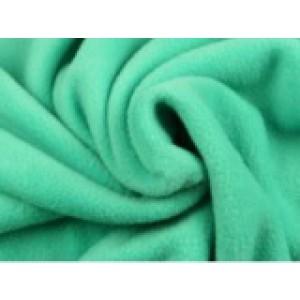 Fleece stof - Turquoise