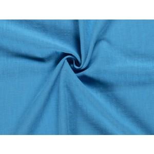 Linnen gewassen aqua blauw