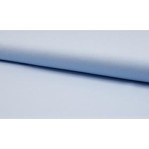 Katoen babyblauw - katoen op rol - 100% katoen stof