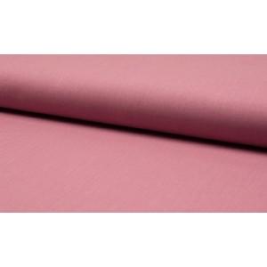 Katoen oudroze - katoen op rol - 100% katoen stof