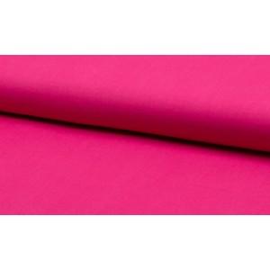 Katoen fuchsia - katoen op rol - 100% katoen stof