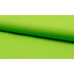 Katoen appelgroen - katoen op rol - 100% katoen stof