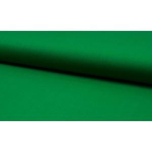 Katoen grasgroen - katoen op rol - 100% katoen stof