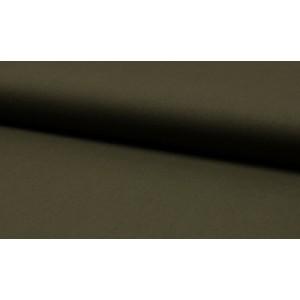 Katoen kaki - katoen op rol - 100% katoen stof
