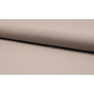 Katoen zandbruin - katoen op rol - 100% katoen stof