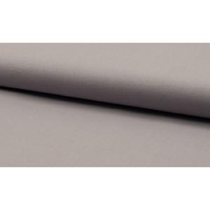 Katoen zilvergrijs - katoen op rol - 100% katoen stof