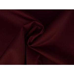 Keperkatoen - Bordeaux rood