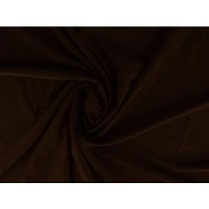 Lycra stof bruin - Badpakkenstof