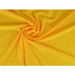 Lycra stof geel - Badpakkenstof