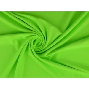 Lycra stof neon groen - Badpakkenstof