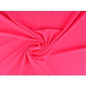 Lycra stof neon roze - Badpakkenstof