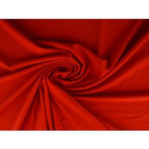 Lycra stof rood - Badpakkenstof