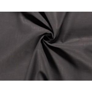 Ongewassen linnen - Donkergrijs - 2 meter