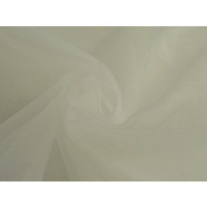 Organza stof - Gebroken wit
