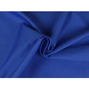 Poplin katoen blauw - Katoenen stof op rol