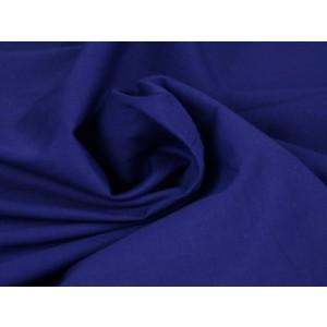 Poplin katoen donkerblauw - Katoenen stof op rol