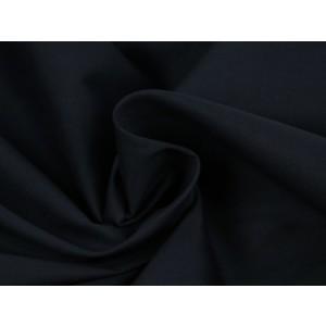 Poplin katoen marineblauw - Katoenen stof op rol