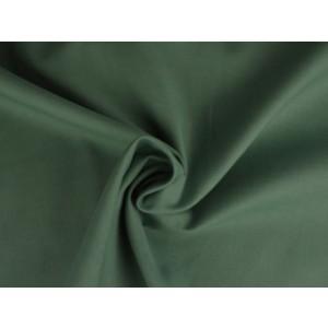Poplin katoen oud groen - Katoenen stof op rol