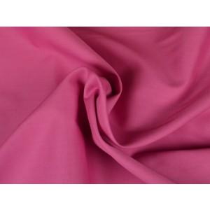 Poplin katoen roze - Katoenen stof op rol