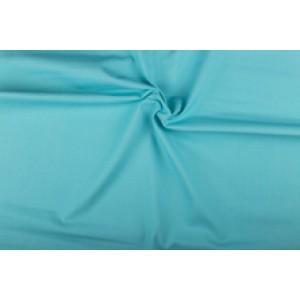 Katoen lichtblauw - Katoenen stof rol
