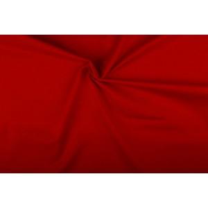 Katoen rood - Katoenen stof rol