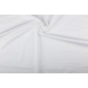 Katoen stof - Wit - 2 meter