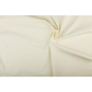 Katoen gebroken wit - Katoenen stof rol