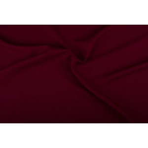 Texture 50m rol - Bordeaux rood - 100% polyester