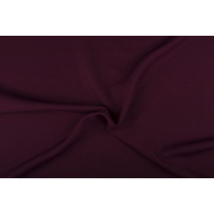 Texture 50m rol - Donker bordeaux rood - 100% polyester