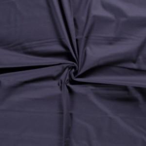 Canvas stof - Staalblauw - 100% katoen